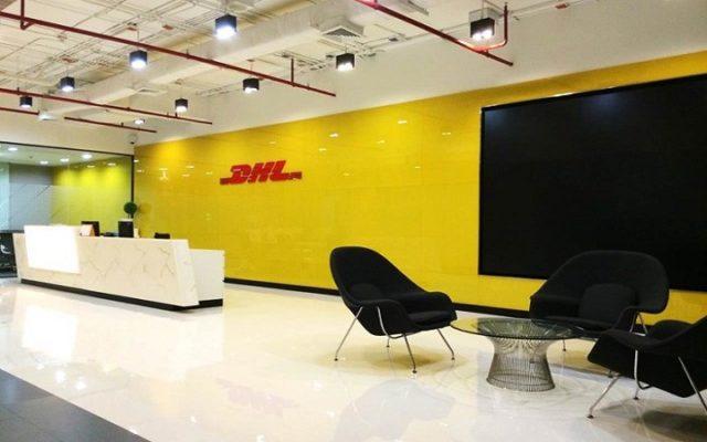 Chuyển phát nhanh DHL tại Ba Đình